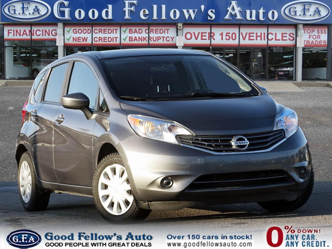 used 2016 Nissan Versa Note car, priced at $9,400