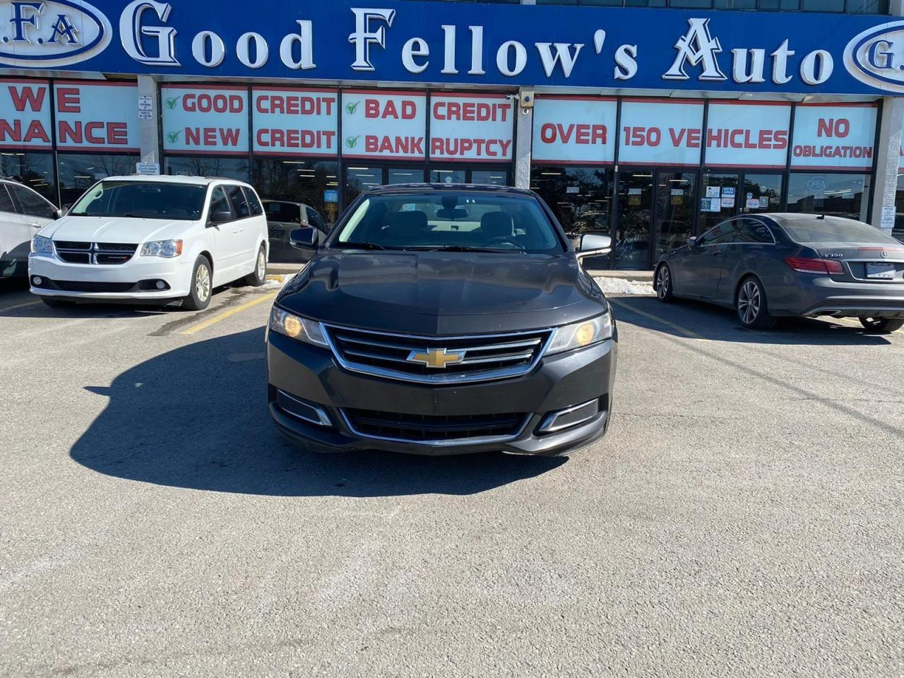 used 2014 Chevrolet Impala car, priced at $6,400