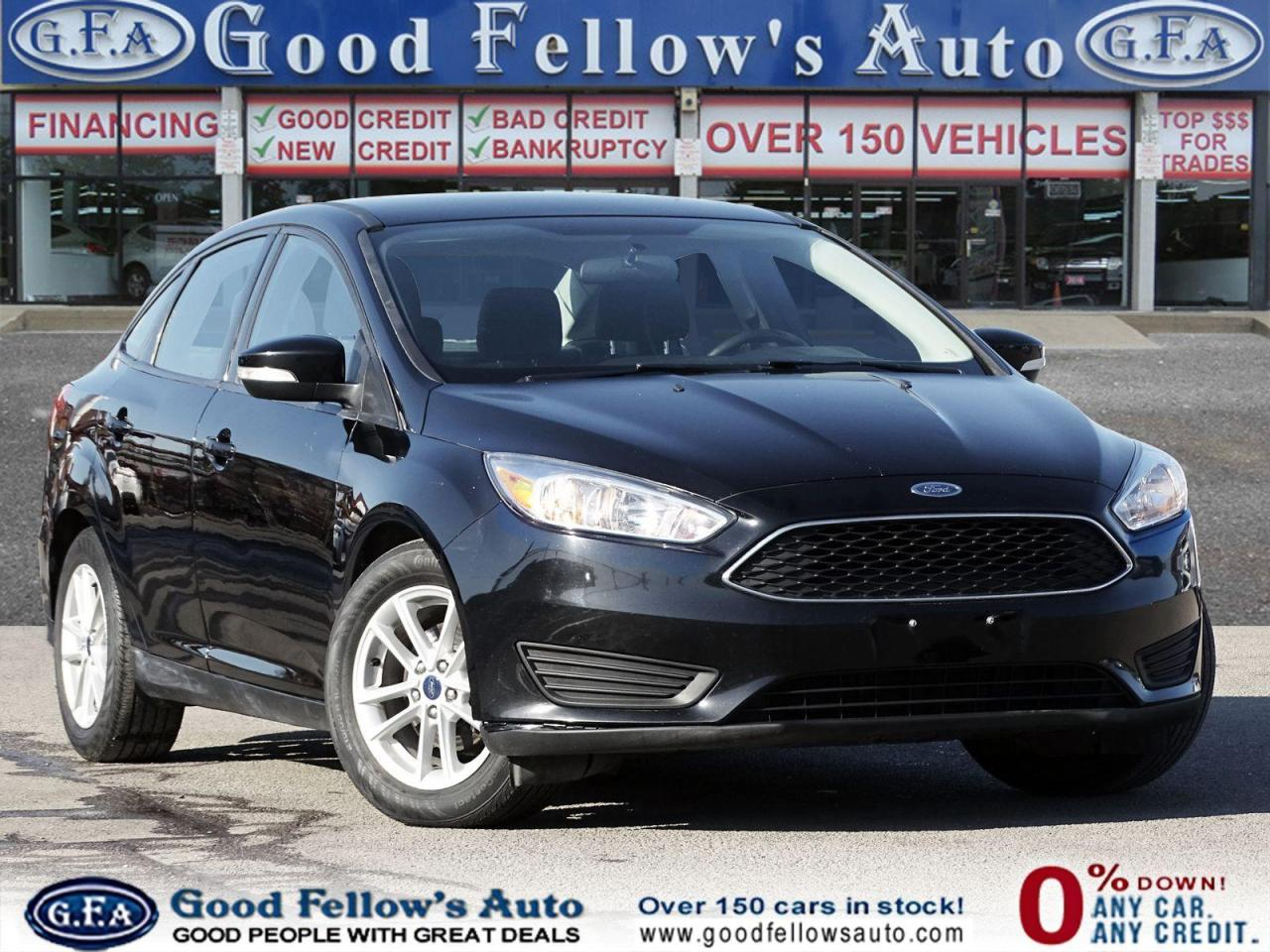 used 2017 Ford Focus car, priced at $12,400