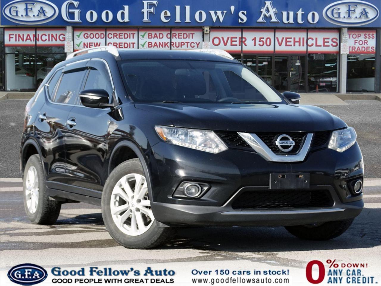 used 2015 Nissan Rogue car, priced at $11,400