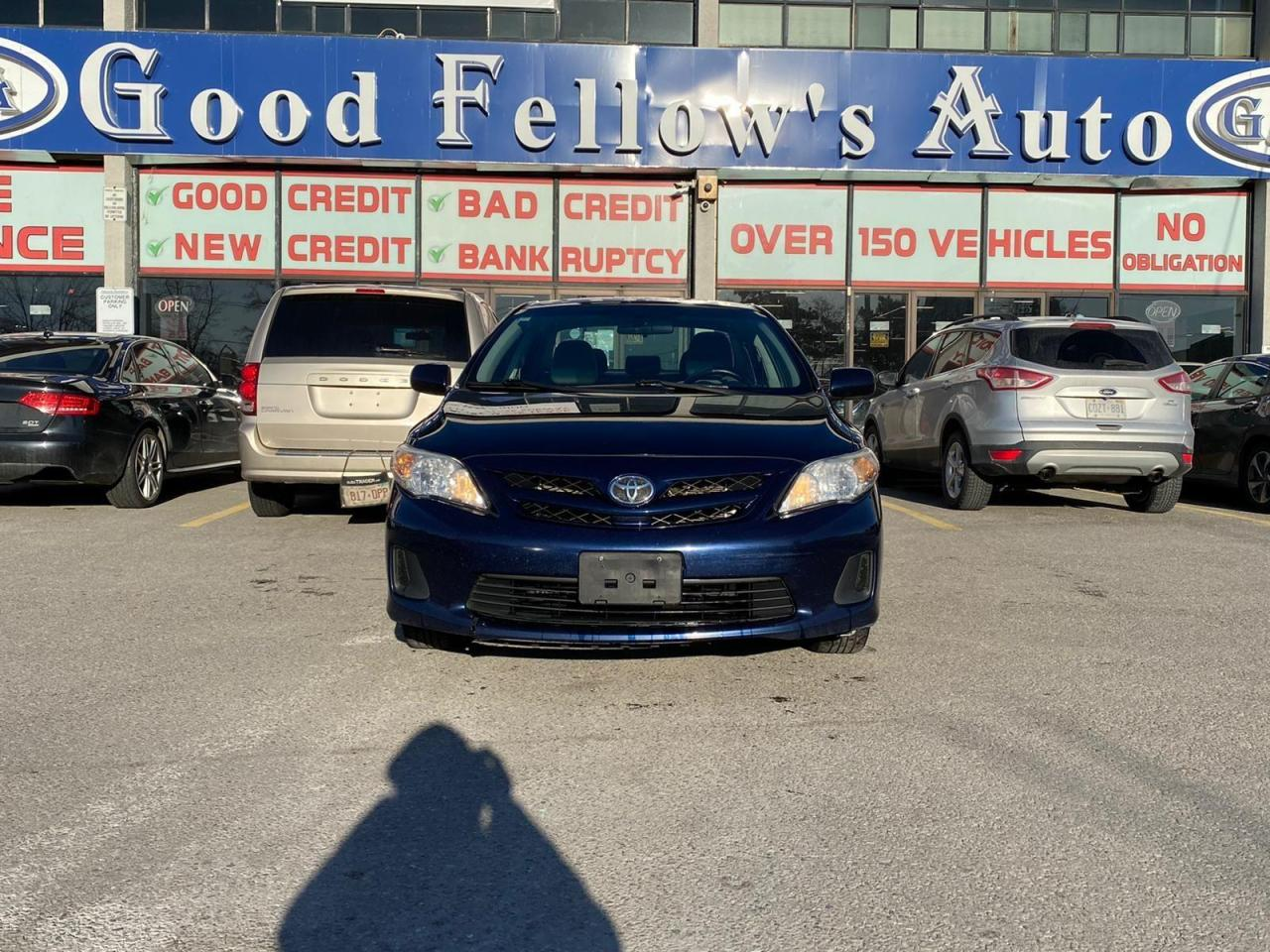 used 2013 Toyota Corolla car, priced at $6,400
