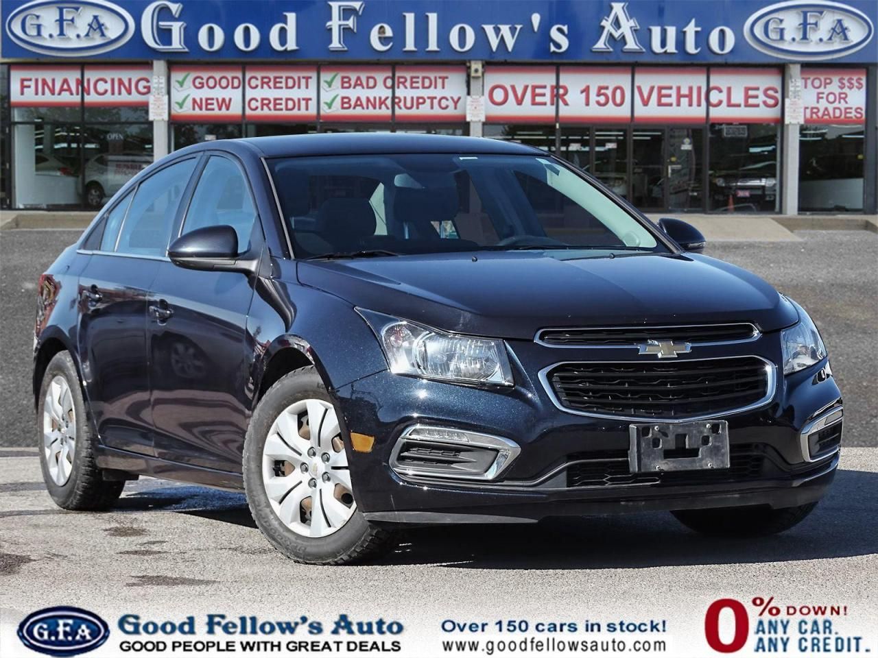 used 2015 Chevrolet Cruze car, priced at $6,400