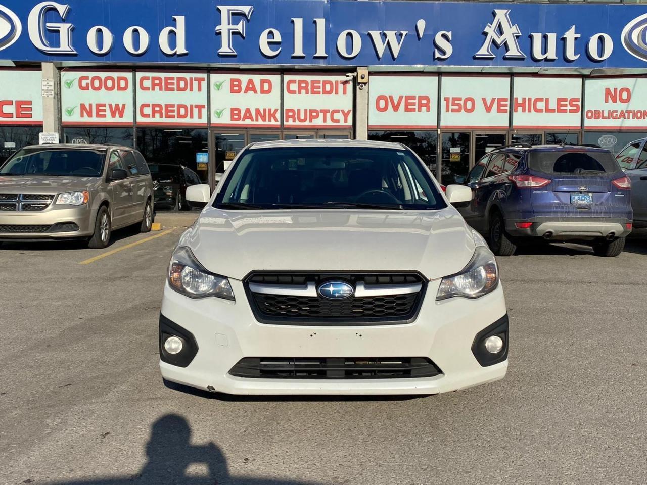 used 2014 Subaru Impreza car, priced at $7,900