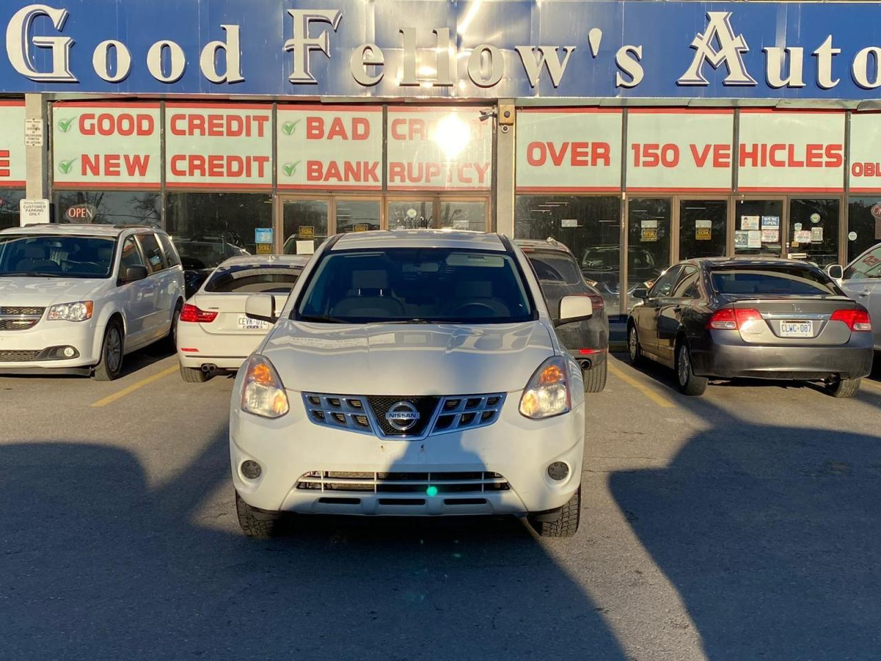used 2013 Nissan Rogue car, priced at $6,400