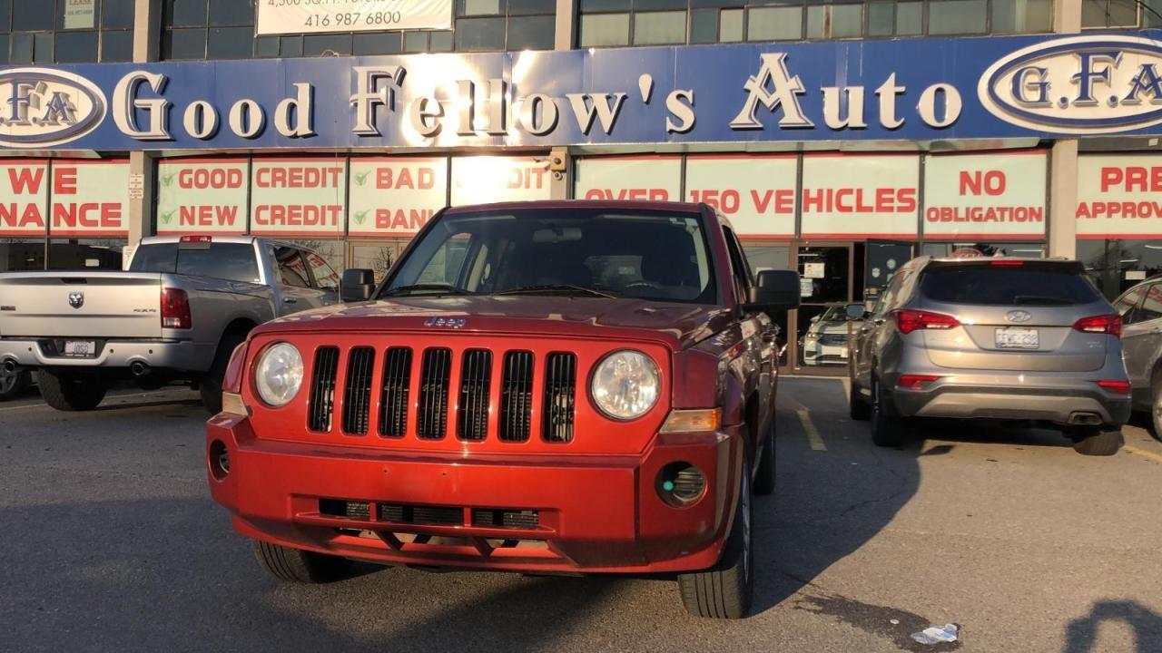 used 2010 Jeep Patriot car, priced at $2,500