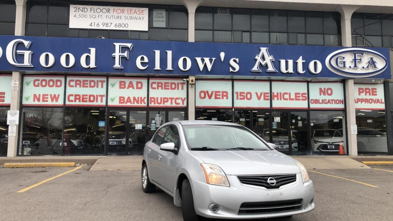 used 2011 Nissan Sentra car, priced at $4,400