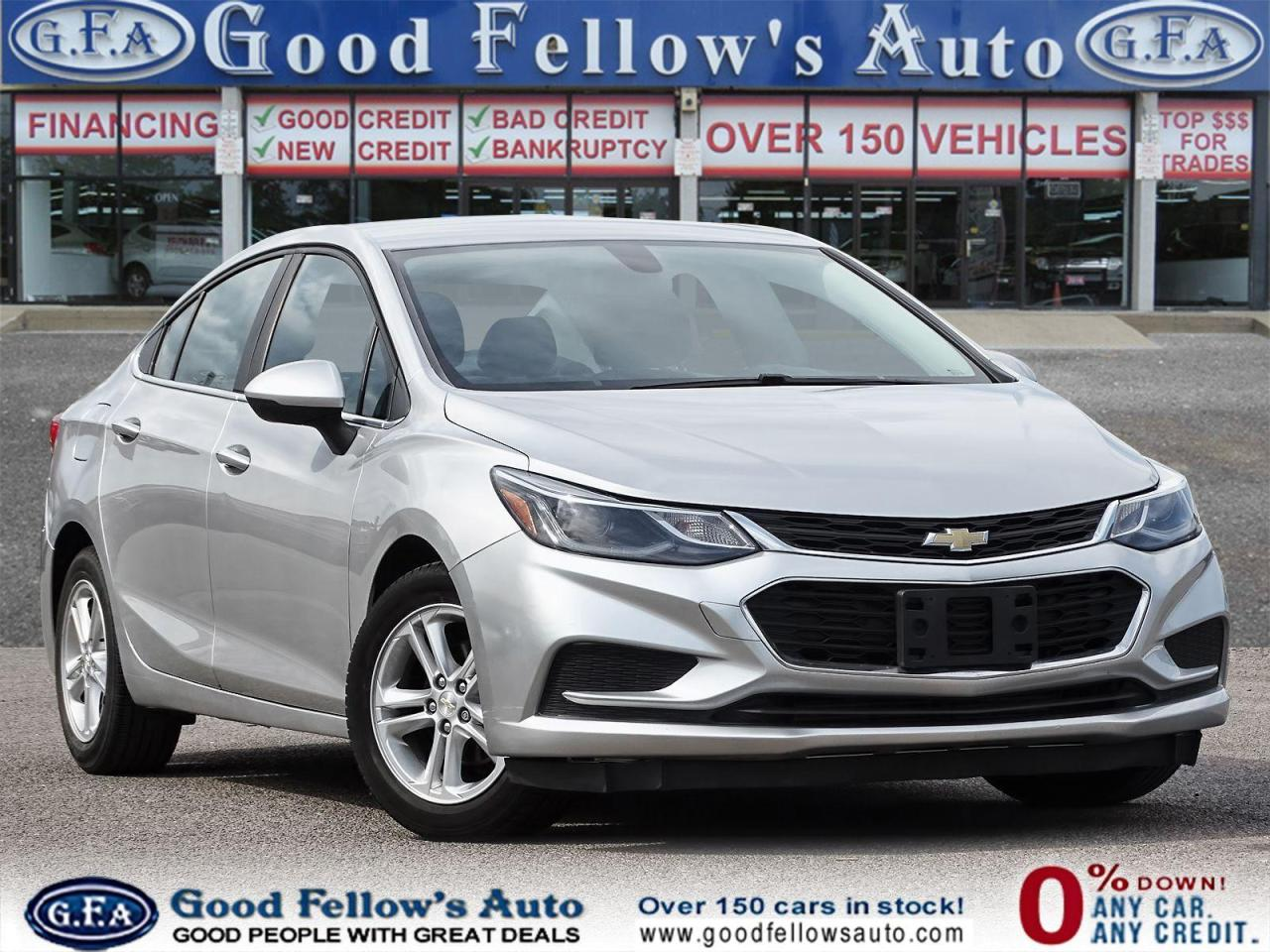 used 2016 Chevrolet Cruze car, priced at $8,999