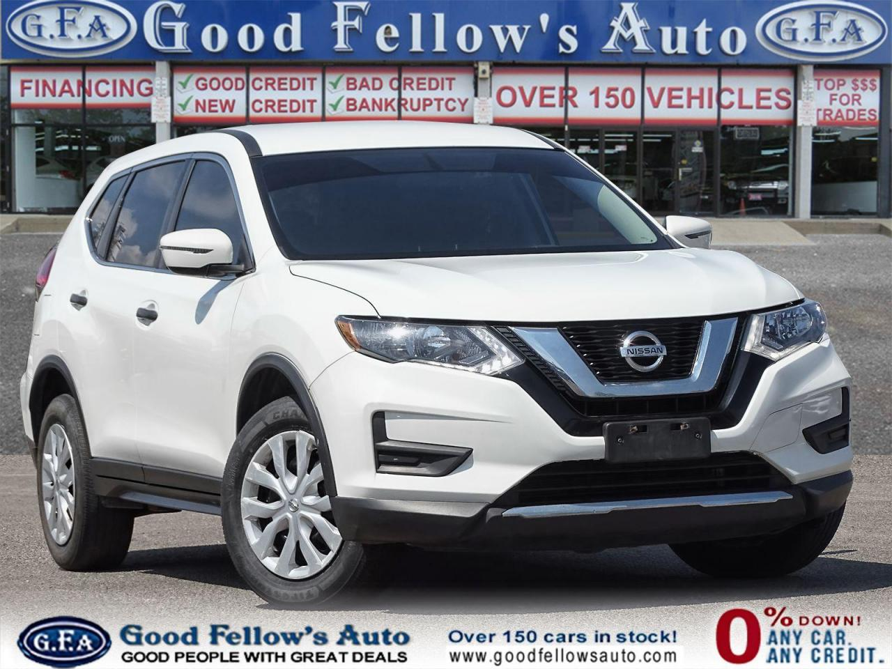 used 2017 Nissan Rogue car, priced at $11,400