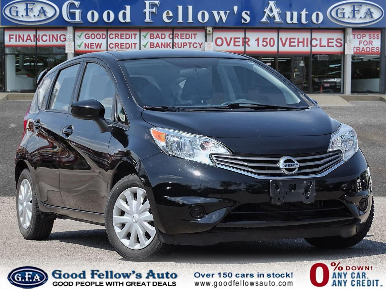 used 2016 Nissan Versa Note car, priced at $8,999