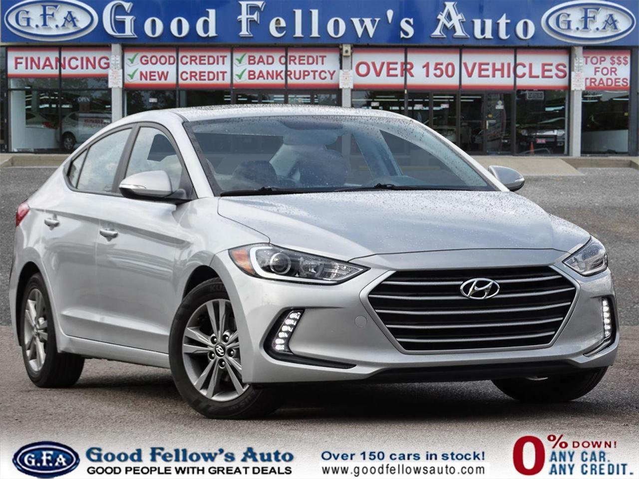used 2018 Hyundai Elantra car, priced at $12,900