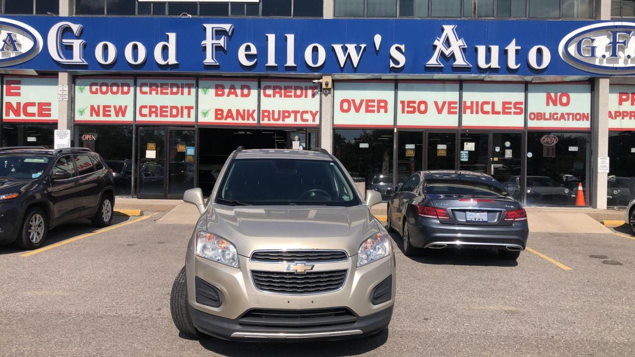 used 2014 Chevrolet Trax car, priced at $14,200